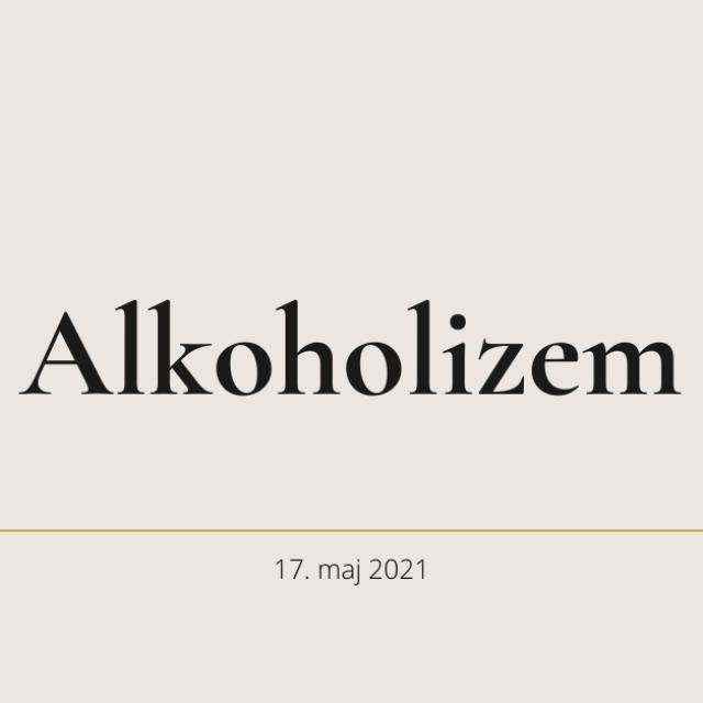 Alkoholizem